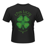 Thin Lizzy - Four Leaf Clover (T-SHIRT Unisex )v