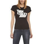 Thin Lizzy - Classic Logo (donna )