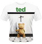 Ted - Poster (dye SUB) (T-SHIRT Unisex )