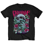 Bullet For My Valentine - Skull Red Eyes (T-SHIRT Unisex )