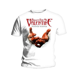Bullet For My Valentine - Temper Temper Blood Hands (T-SHIRT Unisex )