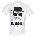 Breaking Bad - Heisenberg (T-SHIRT Unisex )