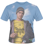 Breaking Bad - Jesse (dye SUB) (T-SHIRT Unisex )