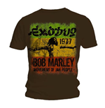 Bob Marley - Movement (T-SHIRT Unisex )