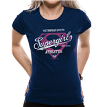 Supergirl - Athletics (T-SHIRT Donna )