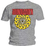 Soundgarden - Badmotor Finger Grey (T-SHIRT Unisex )