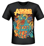 Asking Alexandria - Monster (T-SHIRT Unisex )