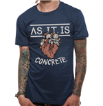As It Is - Concrete (T-SHIRT Unisex )
