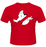 Ghostbusters - Logo Red (T-SHIRT Unisex )