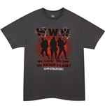 T-shirt Ghostbusters - We CAME, We Saw