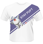 Ghostbusters - Stay Puft (die Sub PRINT) (T-SHIRT Unisex )