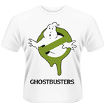 Ghostbusters - Logo Slime (T-SHIRT Unisex )