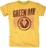 Green Day - Thumbprint (T-SHIRT Unisex )