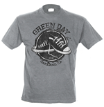 Green Day - Converse Grey (T-SHIRT Unisex )