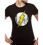 Flash - Logo (T-SHIRT Donna )