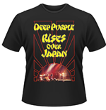 Deep Purple - Rises Over Japan (T-SHIRT Unisex )