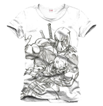 Deadpool - Sketch (T-SHIRT Unisex )
