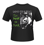 Dead Kennedys - Too Drunk To Fuck (SINGLE) (T-SHIRT Unisex )