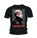 David Bowie - Low Portrait (T-SHIRT Unisex )