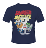 T-shirt Danger Mouse - Gang