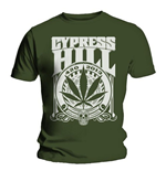 Cypress Hill - 420 2013 Green (T-SHIRT Unisex )