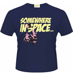 Clangers - Somewhere In Space (T-SHIRT Unisex )