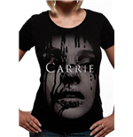 Carrie - Face (T-SHIRT Donna )