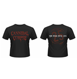 Cannibal Corpse - 25 Years Front & Back Print (T-SHIRT Unisex )