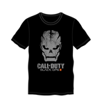 Call Of Duty - Skull With Logo (T-SHIRT Unisex )