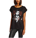 Black Veil Brides - Collar Rolled Sleeve (T-SHIRT Donna )