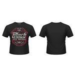 Black Veil Brides - Death Shield (T-SHIRT Unisex )