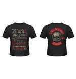 Black Label Society - Destroy & Conquer (T-SHIRT Unisex )