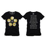 Big Bang Theory - ROCK, PAPER, Scissors (T-SHIRT Unisex )
