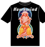 Hawkwind - Space Ritual (T-SHIRT Unisex )