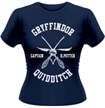 Harry Potter - Captain H. Potter (T-SHIRT Donna )