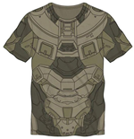 Halo - Master Chief Cosplay (T-SHIRT Unisex )
