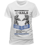 Halo - Fight Poster (T-SHIRT Unisex )