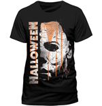 Halloween - Mask And Drip (T-SHIRT Unisex )