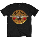 Guns N' Roses - 30TH Photo Logo (T-SHIRT Unisex )