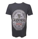Guinness - Black (T-SHIRT Unisex )