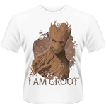 Guardians Of The Galaxy - I Am Groot (T-SHIRT Unisex )