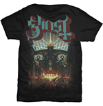 Ghost - Meliora Black (T-SHIRT Unisex )