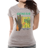 Genesis - Invisible Touch (T-SHIRT Donna )