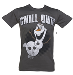 Frozen - Olaf Chill Out (T-SHIRT Donna )