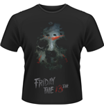 Friday The 13TH - Mask VENERDI' 13 (T-SHIRT Unisex )
