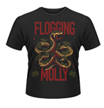 Flogging Molly - Snake (T-SHIRT Unisex )