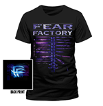 Fear Factory - Demanufacture (T-SHIRT Unisex )