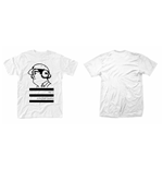 Factory 251 - A Factory Sample (WHITE) (T-SHIRT Unisex )
