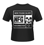New Found Glory - Blocked (T-SHIRT Unisex )