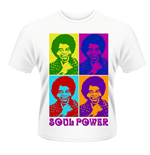 James Brown - Soul Power (T-SHIRT Unisex )